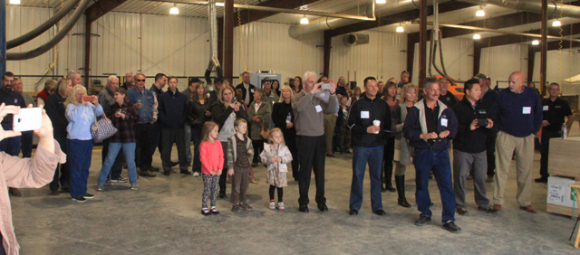 Genial Pacific Cabinets, Inc. Held An Open House Ande Ribbon Cutting For Their New  Production Building On Thursday, Sept. 22. In The Top Photo Steve Frei And  His ...